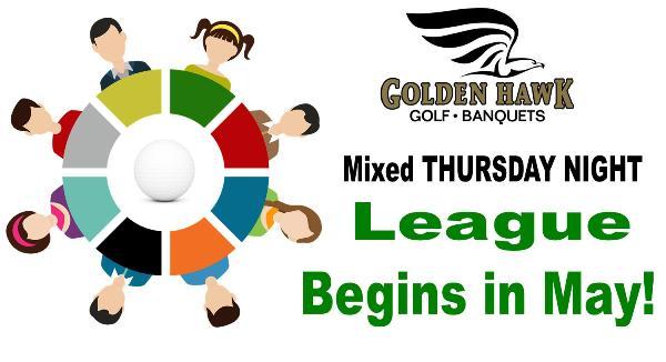 Mixed Golf Leagues