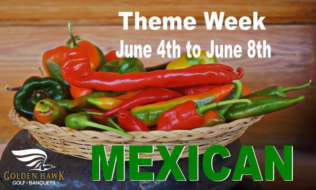 Mexican Food Week