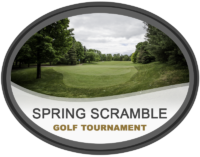 Golden Hawk Public Golf Course Spring Scramble Golf Tournament Casco Michigan