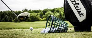 Golden Hawk Public Golf Course and Wedding Venue Casco Michigan Driving Range