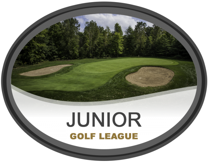 Golden Hawk Public Golf Course Junior Kids Golf League Near Casco Michigan
