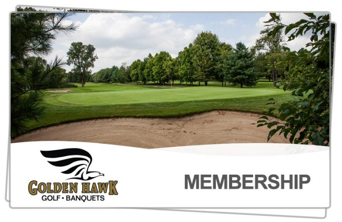 Golden Hawk Public Golf Course Membership